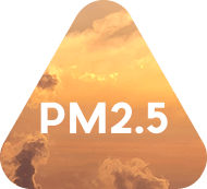 PM2.5 is dangerous to all who breathe